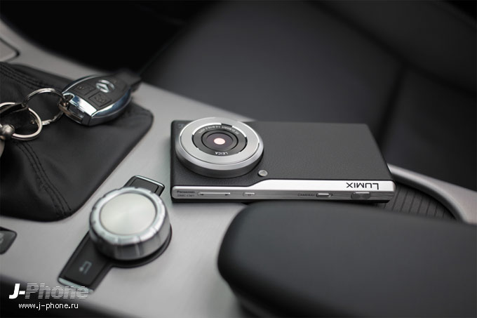 Смарт-камера Panasonic Lumix Smart Camera DMC-CM1