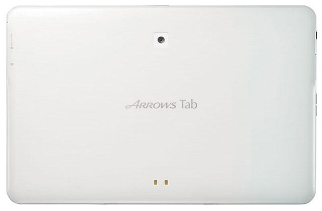 Fujitsu Docomo F-05E Arrows Tab