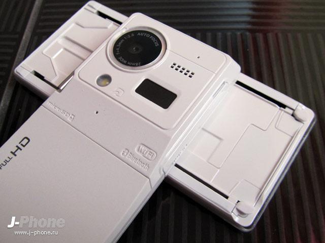Fujitsu доработала сканер отпечатков пальцев для своих смартфонов