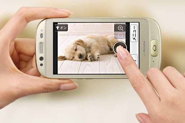 смартфон fujitsu docomo f-12d easy phone