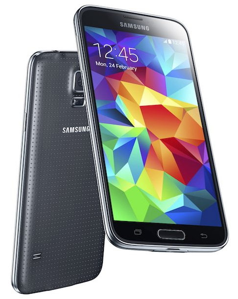 Samsung Docomo SC-04F Galaxy S5