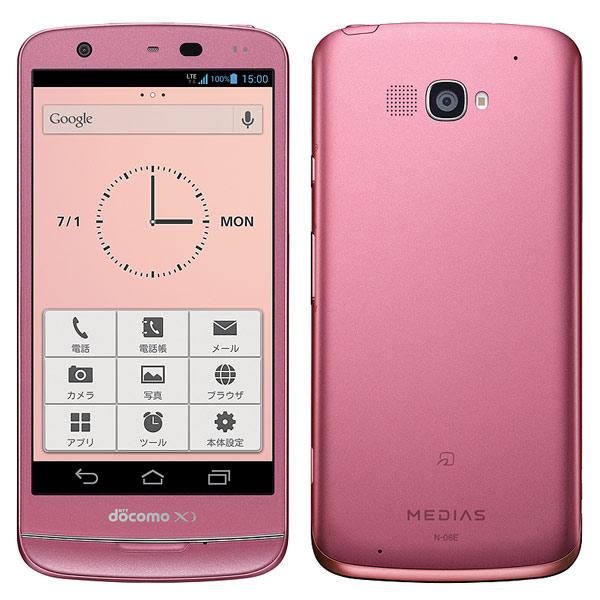 японский смартфон NEC Docomo N-06E Medias X