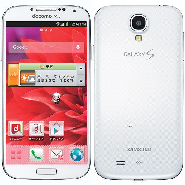 Samsung Galaxy S4 Docomo SC-04E