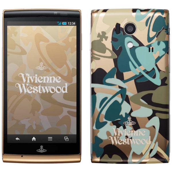 sharp docomo sh-01e aquos phone si vivienne westwood