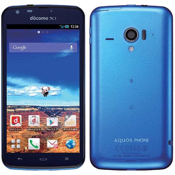 японский смартфон sharp docomo sh-06e aquos phone zeta