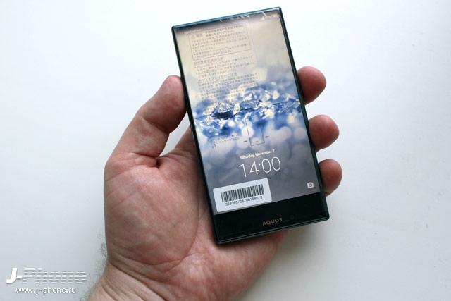 Sharp Aquos Crystal2 403SH Unlocked reviewed!