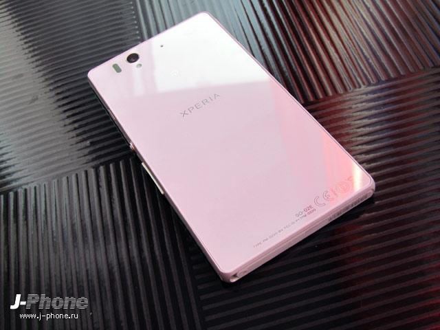 японский смартфон Sony Xperia Z Docomo SO-02E