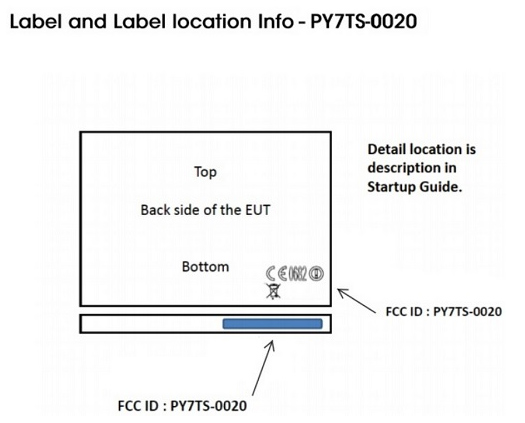 Планшет Sony Xperia Tablet Z2 (Castor) сертифицирован FCC PY7TS-0200