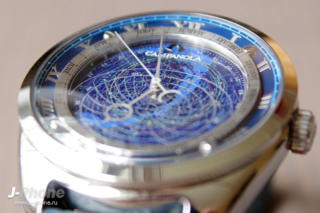 Японские часы Citizen Campanola Cosmosign CTV57-1231