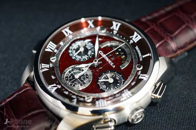 Японсие часы Citizen Campanola Grand Complication CTR57-1001