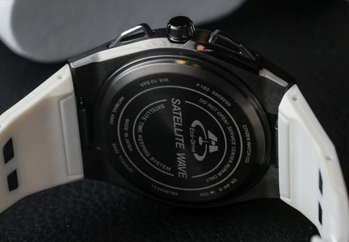 Японские часы Citizen Eco-Drive Satellite Wave Limited Edition CC2004-08E