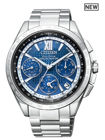 Citizen Atessa Eco Drive CC9010-66L