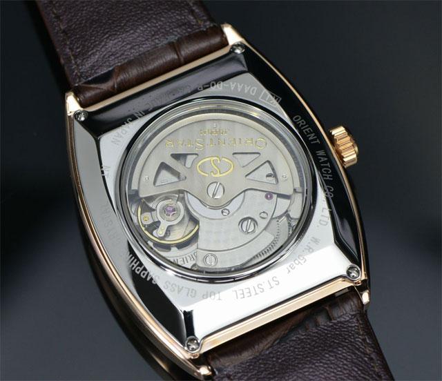 Механические мужские часы Orient Classic - классика, пришедшая из прошлого ... . Действие механизма часов-скелетон