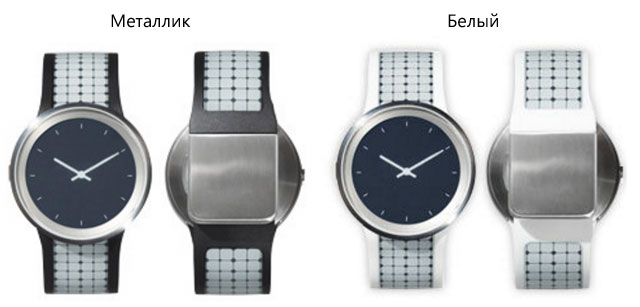 E-Ink часы FES Watch U by Sony