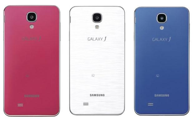 Samsung Galaxy J Docomo SC-02F в продаже с 31 октября