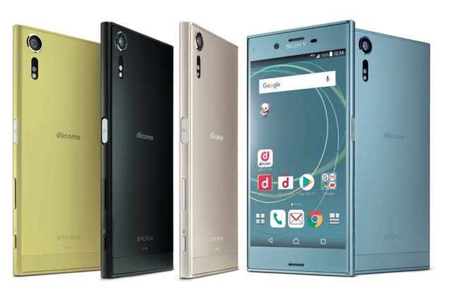 японский Android смартфон Sony XPERIA XZs SO-03J