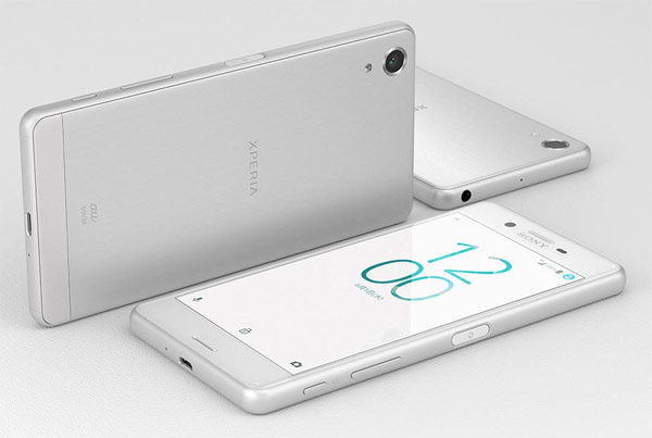 Японский Android смартфон Sony Xperia X Performance SOV33