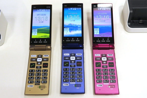 Kyocera Simple Phone KYF38