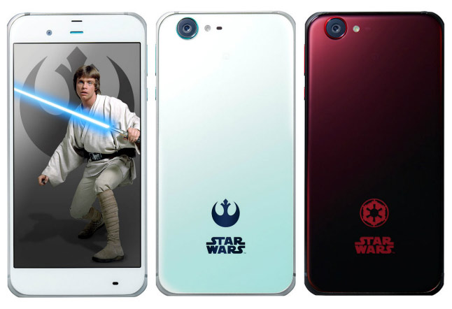 Смартфон Sharp STAR WARS Mobile
