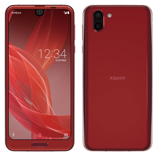 Sharp AQUOS R2 706SH