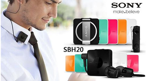 Sony sbh20 user guide