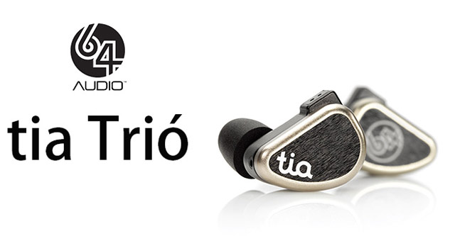 Наушники 64 Audio Tia Trio