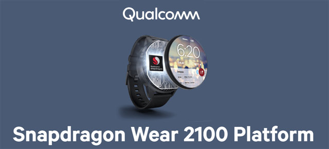 процессор Qualcomm Snapdragon Wear 2100