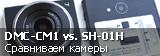 Фотобитва: Panasonic Lumix Smart Camera DMC-CM10 против Sharp Aquos Zeta SH-01H