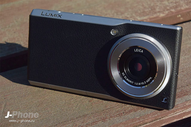 Тест камеры Panasonic Lumix Smart Camera DMC-CM1
