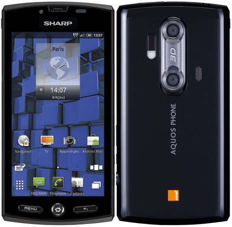 Sharp SH80F Aquos Phone