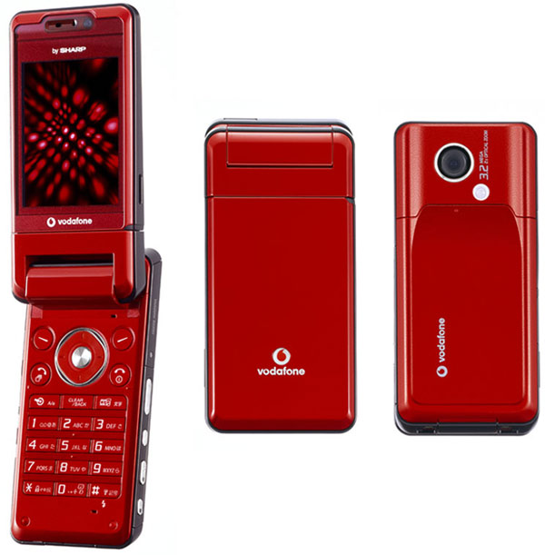 Sharp Vodafone 903SH