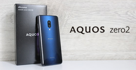 Обзор Sharp AQUOS zero2