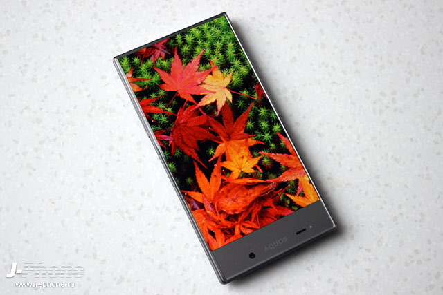 Sharp Aquos Crystal сертифицирован под индексом W-076A