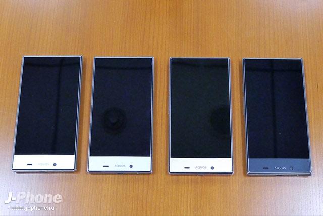 Обзор SIM-free смартфона Aquos Crystal2 403SH (черный)