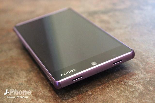 Обзор Sharp Aquos Xx2 (purple) Unlocked