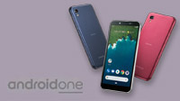 Softbank представил смартфоны Android One S5 и Android One X5