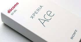 Обзор Sony XPERIA ACE SO-02L