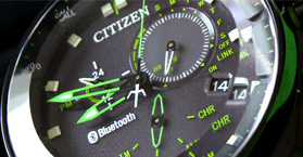 Фотообзор Citizen Eco-Drive BZ1025-02E