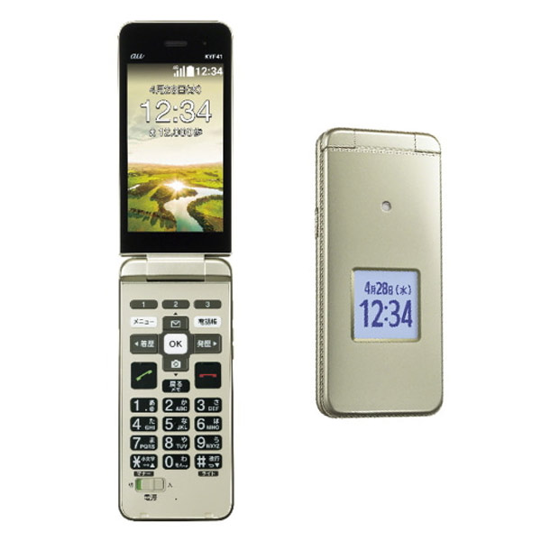 Kyocera Easy Mobile Phone KYF41