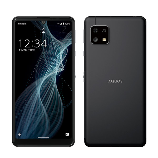 Sharp AQUOS sense4 basic