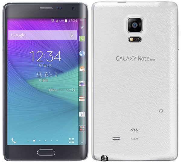 Samsung Galaxy Note Edge SCL24