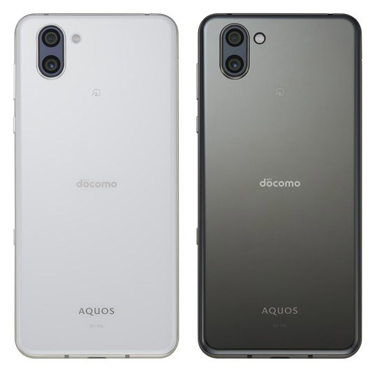 Sharp AQUOS R3 SH-04L