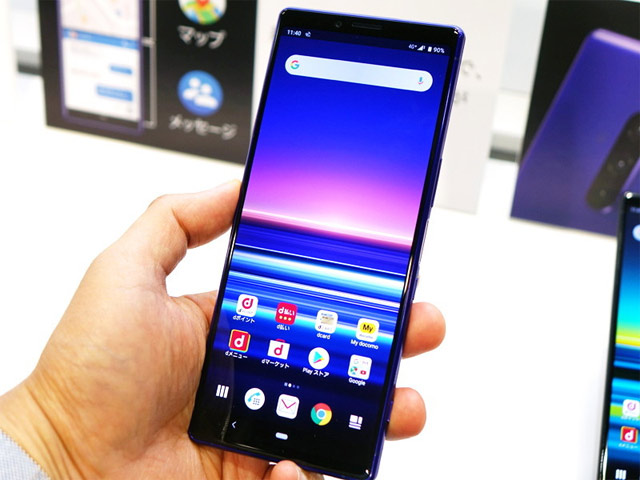 Sony XPERIA 1 SO-03L