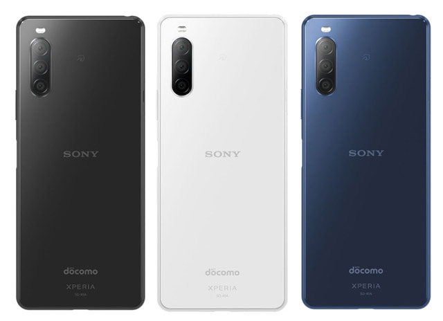 Sony XPERIA 10 II SO-41A
