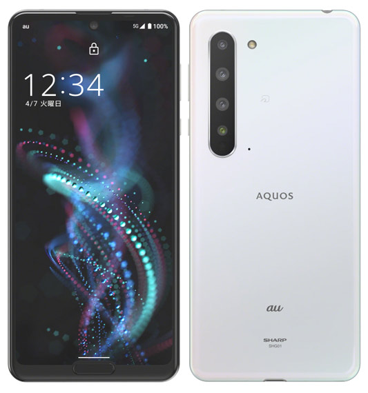 Sharp AQUOS R5G SHG01