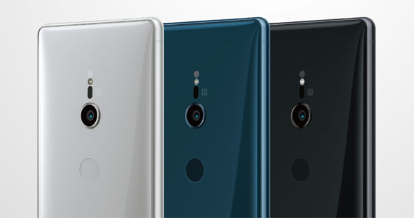 Sony XPERIA XZ2 702SO для Softbank