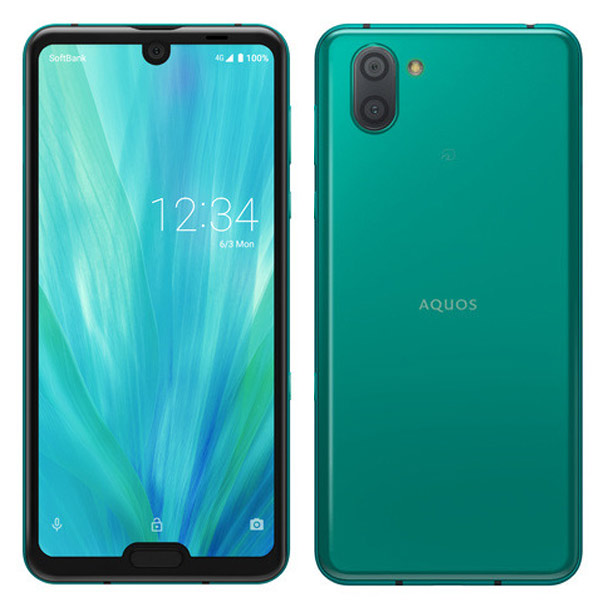 Sharp AQUOS R3 Softbank