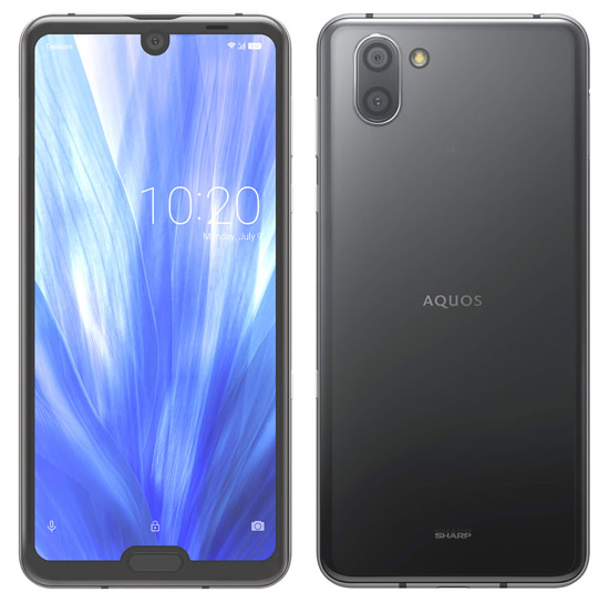 Sharp AQUOS R3 с 2 SIM-картами