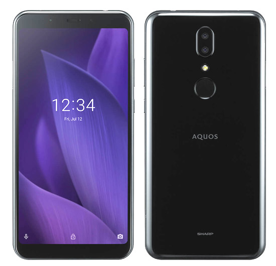 Sharp AQUOS V с 2 SIM-картами