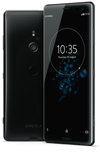 Sony XPERIA XZ3 SO-01L